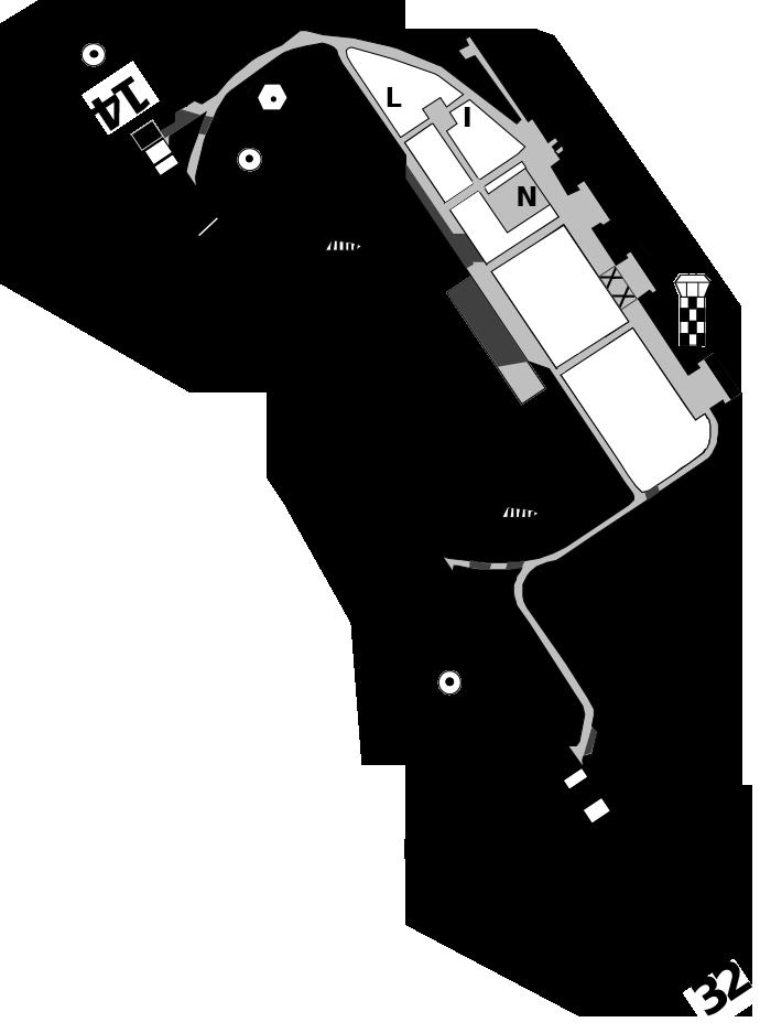 Lecce Galatina AB MIl Map