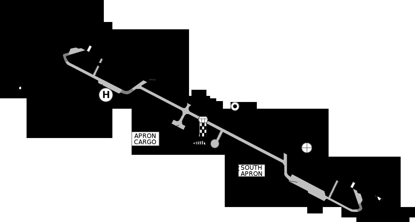 Cervia AB Mil Map