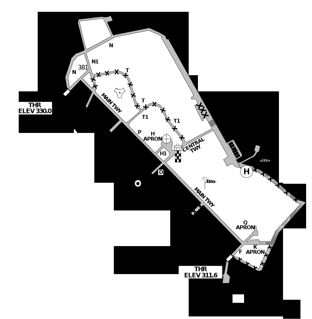 Ghedi AB Mil Map