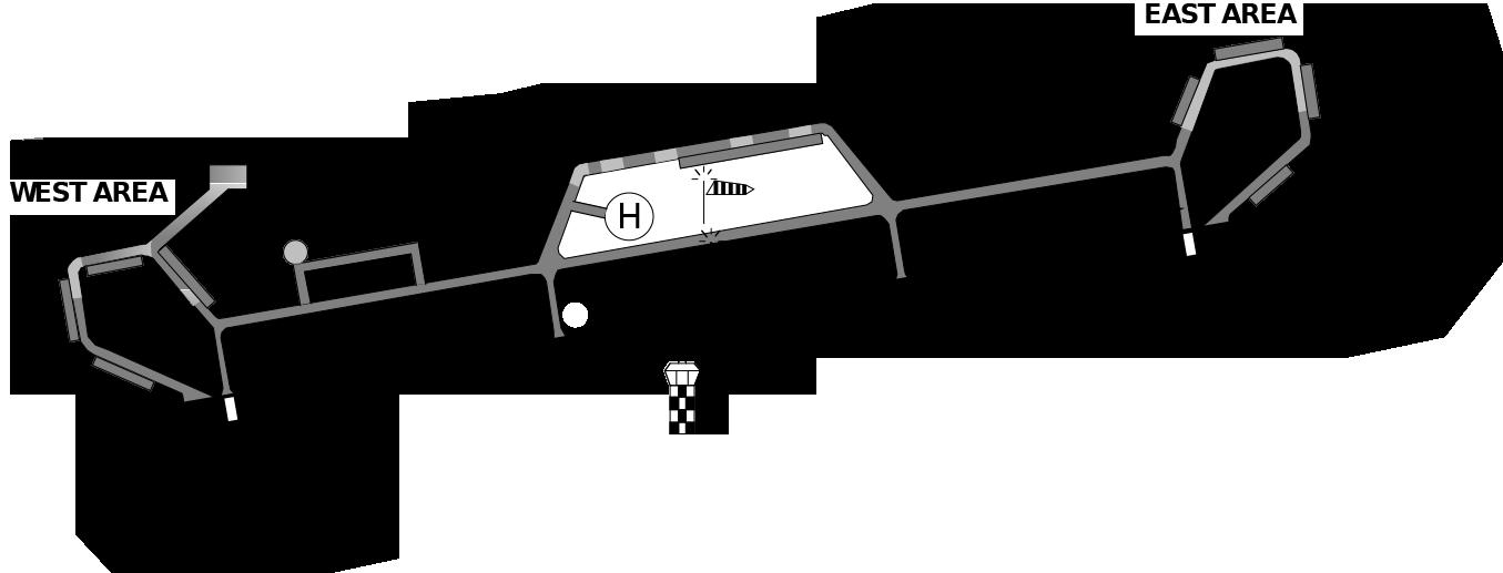 Istrana AB Mil Map