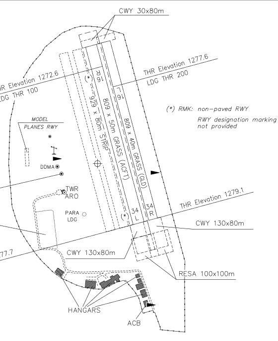 Rieti Map