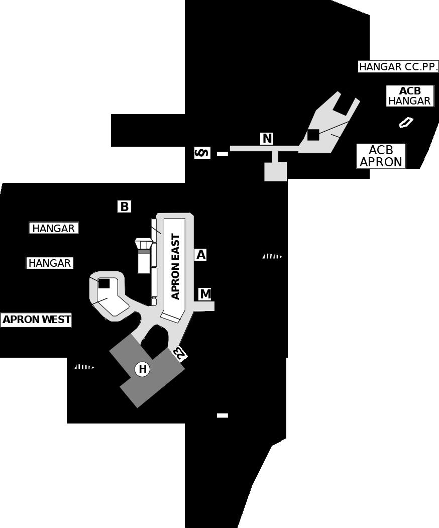 Sarzana Luni Map