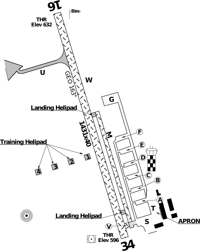 Frosinone AB Mil Map